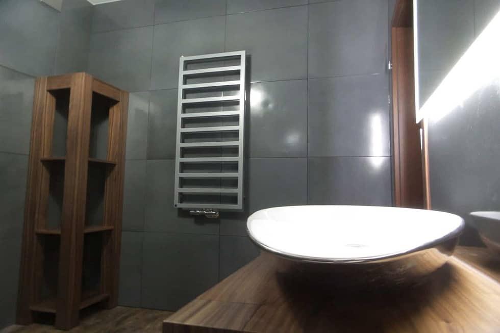 Jaki wybrać grzejnik łazienkowy do małej łazienki?