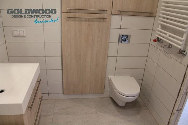 aranżacja dużej łazienki Pruszków w Warszawie łazienka w 10 dni