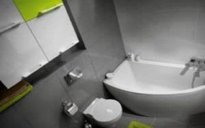 Mała Łazienka W Bloku – Cersanit Nano