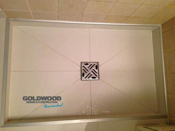 prysznic bez brodzika remont łazienki w 10 dni warszawa