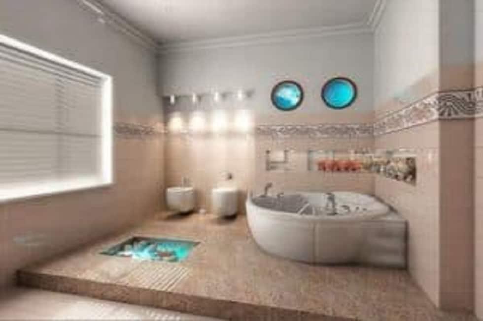 Duża Łazienka Czyli Salon Kąpielowy