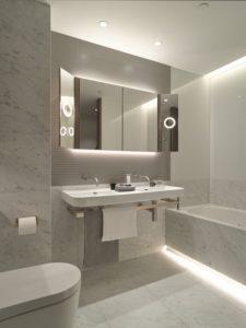 swiatło do łazienki remont łazienki w 10 dni warszawa