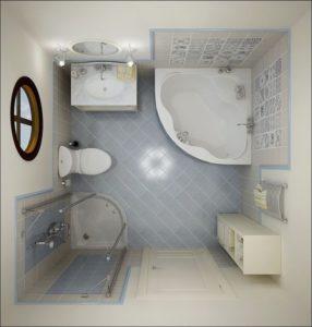 wanna w małej łazience remont łazienki w 10 dni