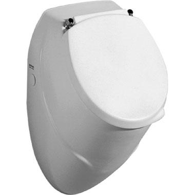 pisuar w domowej łazience łazienka w 10 dni