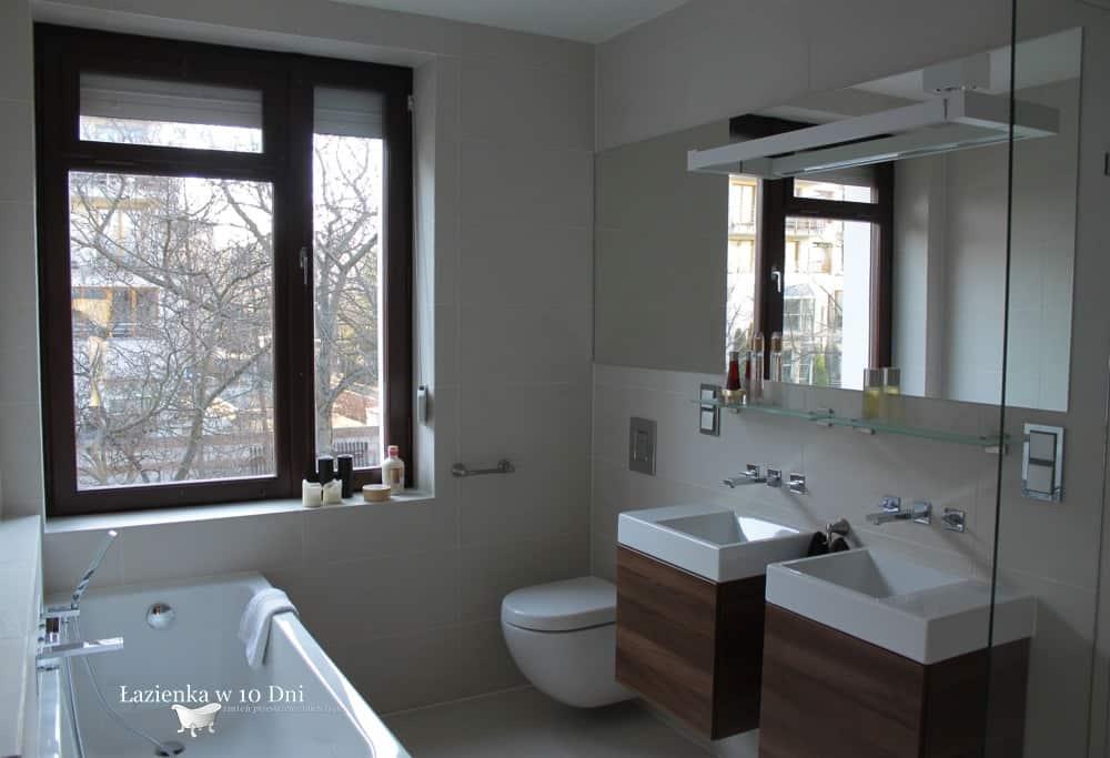 styl projektowania wnętrz łazienki w 10 dni