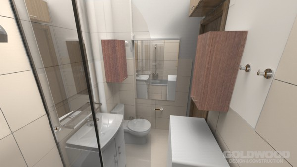 Aranżacje łazienek w bloku Warszawa Łazienka w 10 Dni