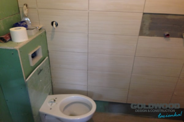 projekt i wykonanie łazienki milanówek łazienka w 10 dni