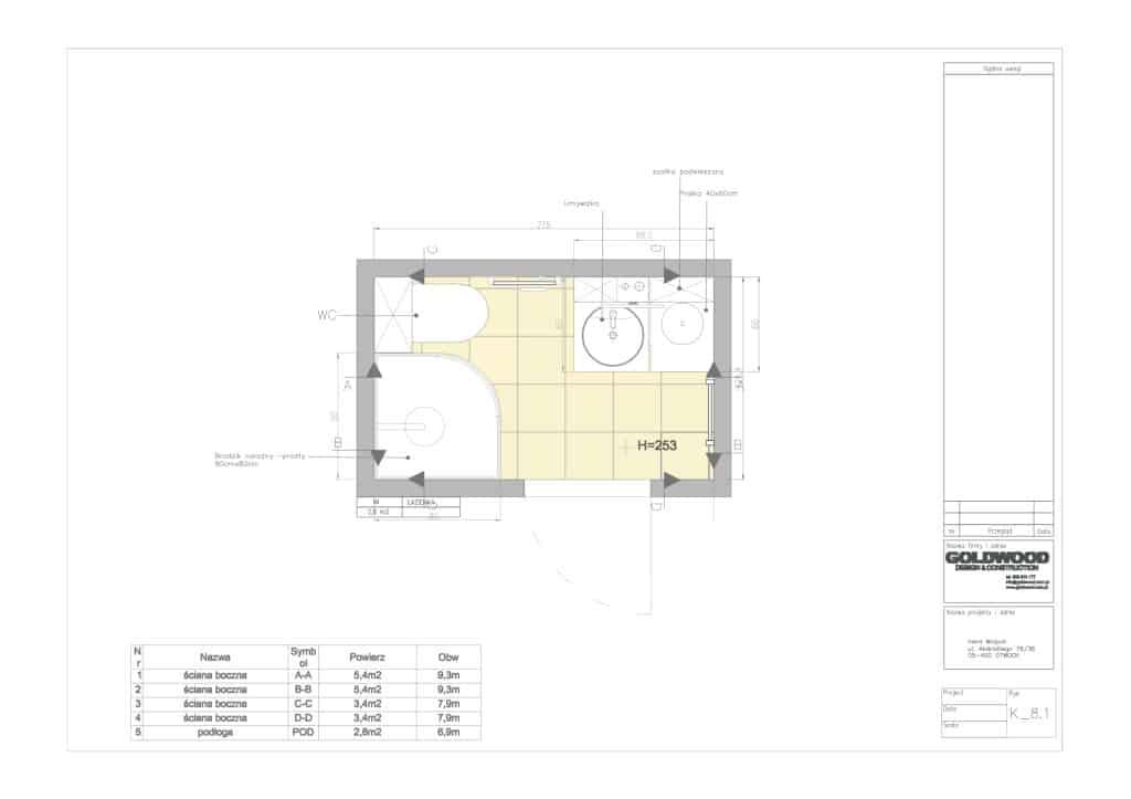 Projektowanie łazienki Który Program Lepszy Cad Czy Z