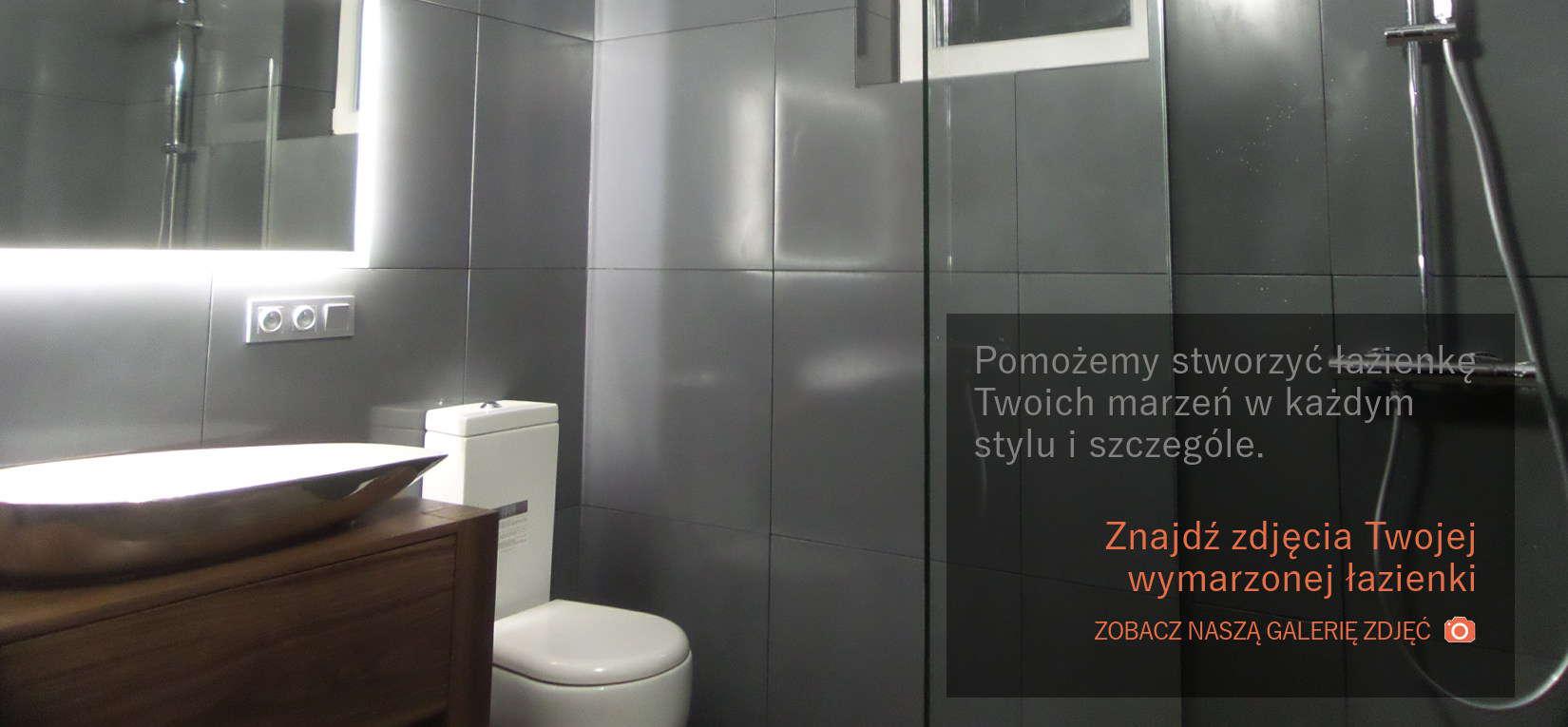 Projekt I Remont łazienki W Warszawie łazienka W 10 Dni
