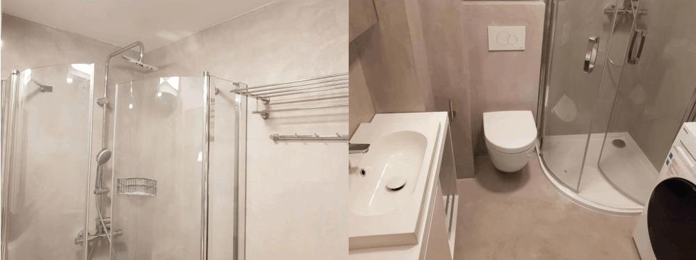remont łazienki w bloku w Warszawie bez kucia płytek zdjęcia po remoncie