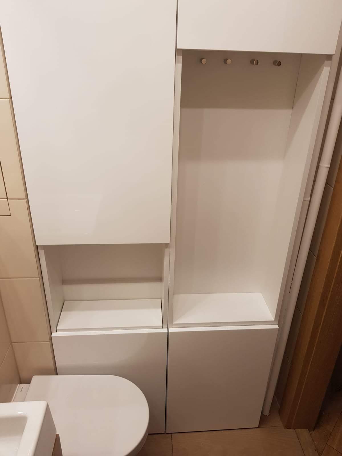 meble łazienkowe na wymiar łazienka w 10 dni warszawa