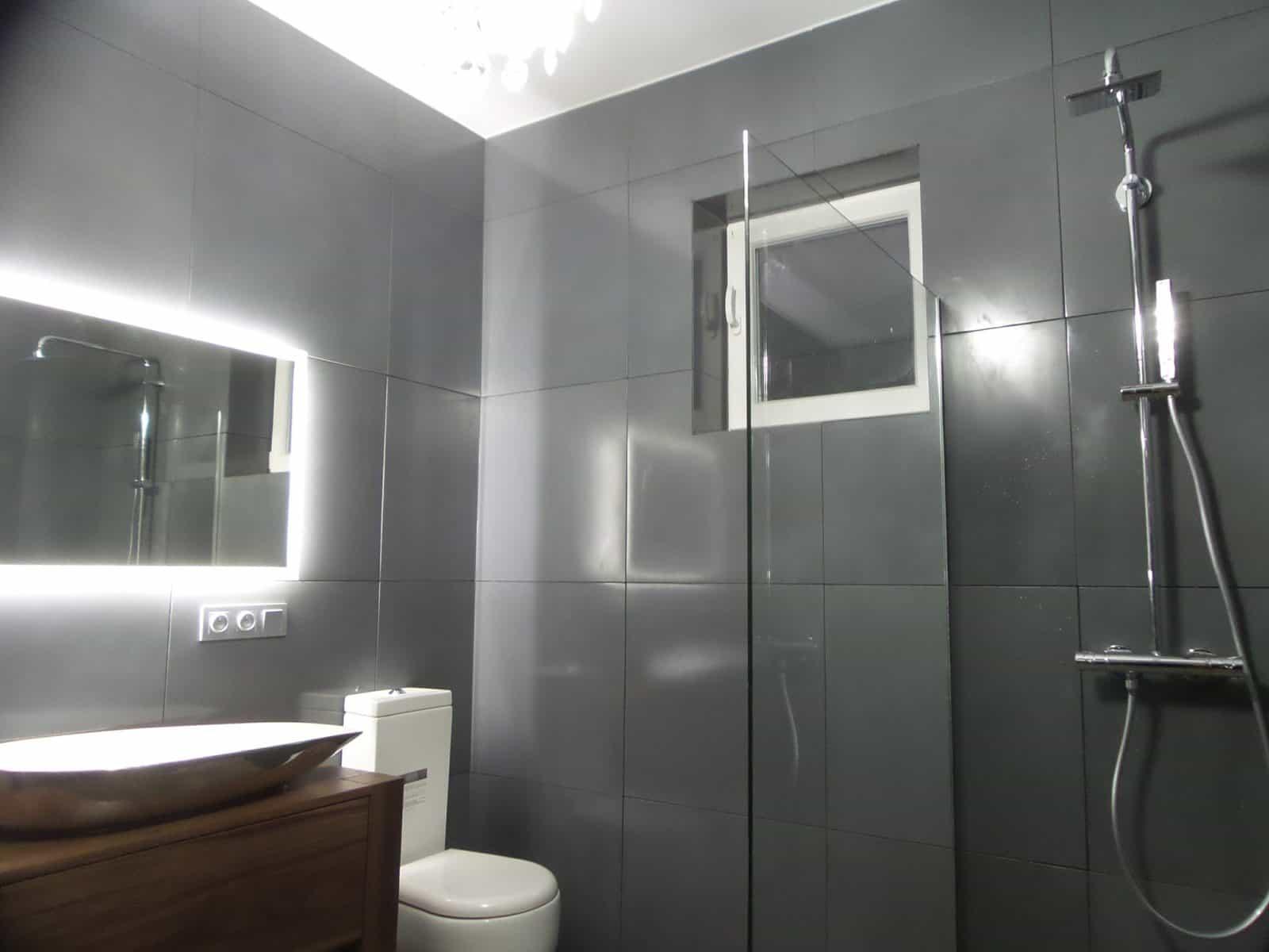 prysznic bez drzwi remont łazienki w 10 dni warszawa